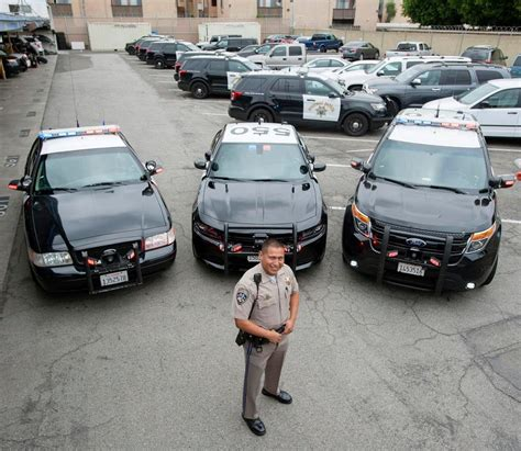 Chp Is Switching From Suvstyle Patrol Cars To Sleek