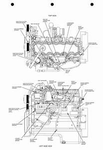 2002 3126 Caterpillar Engine Diagram  Parts  Auto Parts