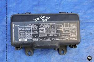 2006 2007 Honda S2000 Ap2 V2 Oem Engine Bay Fuse Box