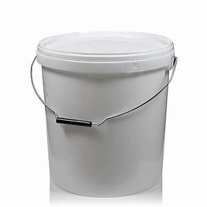 Eimer Mit Deckel 20 L : 20 liter eimer mit deckel ~ Watch28wear.com Haus und Dekorationen