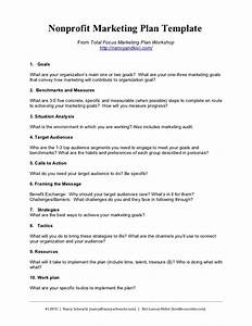 nonprofit marketing plan template summary With nonprofit communications plan template