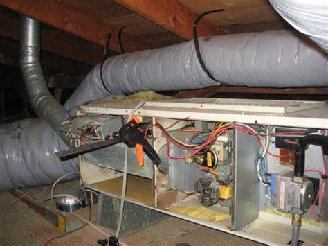 Carrier Furnace Power