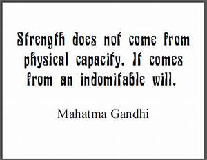 Printable Photo... Printable Gandhi Quotes