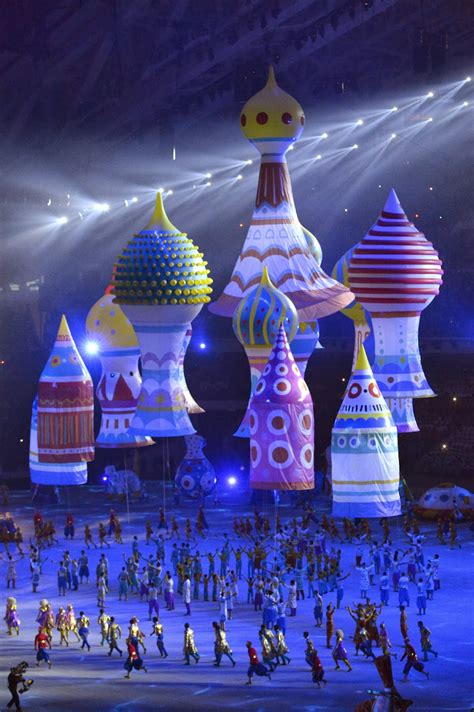 images archival store sochi olympics  opening