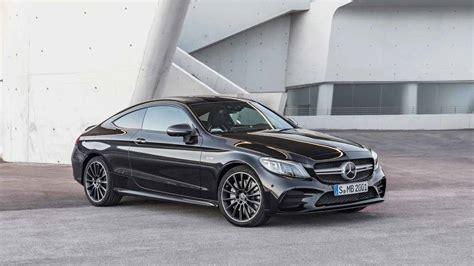2019 Mercedesbenz Cclass Coupe Photo