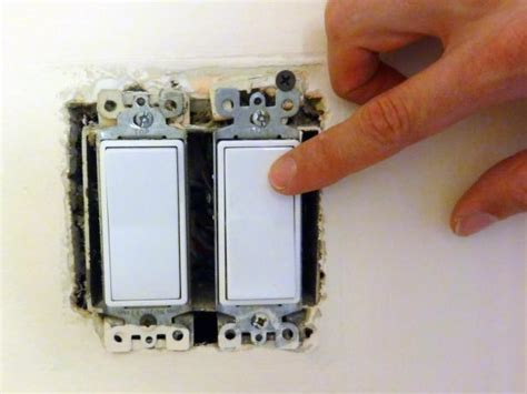 fan light switch replacement how to replace a bathroom light fixture how tos diy