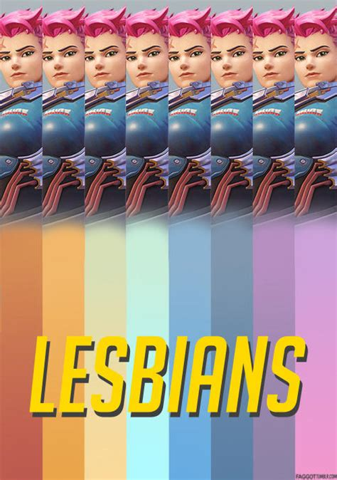 Lesbians Overwatch Know Your Meme
