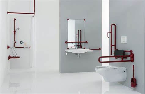 Bagno Disabili Con Doccia Design For All Il Bagno