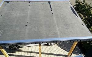 Folie Für Dach : detail epdm folie carport in l rche mit holzdach in ~ A.2002-acura-tl-radio.info Haus und Dekorationen