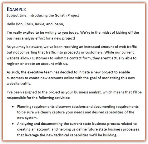 Communication Requirements Analysis Template by Save Time Writing Professional Emails