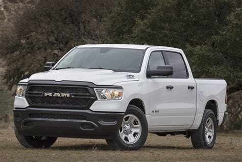 Ram To Offer 1500 Tradesman For 2019  Top News Vehicle