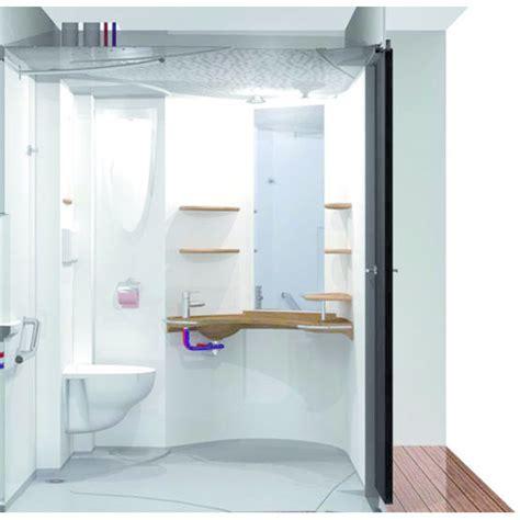 bloc sanitaire pr 233 fabriqu 233 accessible aquacomfort aquadream
