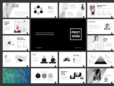prothom powerpoint  template