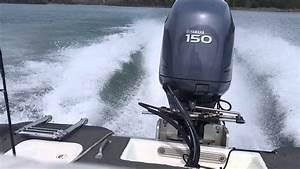 New Yamaha 150 4 Stroke