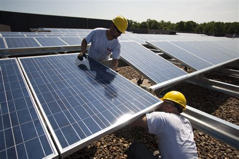 Target Walmart Top List Solar Powered Companies Fortune
