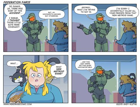 Sunday Comics What New Metroid Game Kotaku Australia