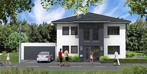 Einfamilienhaus 200 M2 : stadtvilla grundriss 200 qm garage ~ Lizthompson.info Haus und Dekorationen