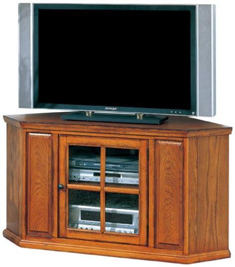 corner tv cabinet for flat screens oak corner tv stands for flat screen tvs infobarrel