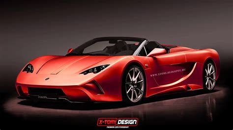 Vencer Sarthe Imagined As A Cabriolet Gtspirit