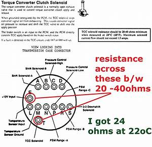 Wiring Diagram For A Gm 4l60e Transmission  U2013 Readingrat Net
