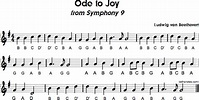 Ode to Joy - Beth's Notes