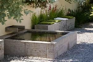 Kleiner Pool Für Terrasse : pools und brunnen f r kleine g rten und terrassen blog ~ Orissabook.com Haus und Dekorationen