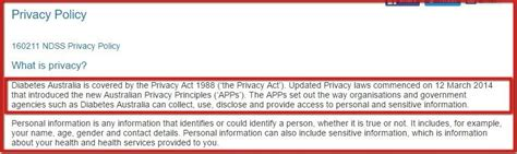 Privacy Policy for Australia - TermsFeed