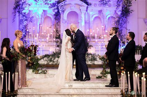 vibiana los angeles wedding lindzey marc