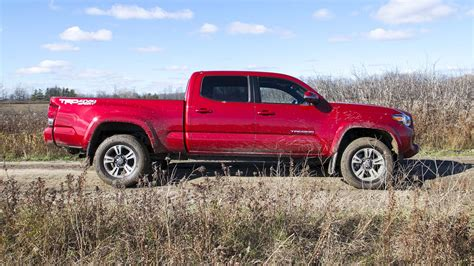4x4 Toyota Tacoma by 2016 Toyota Tacoma 4x4 Cab Trd Sport Test Drive Review