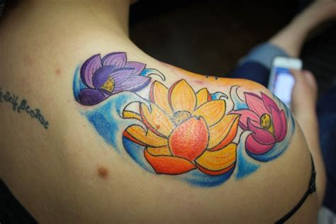 What Does Lasers Stand For by 30 Awesome Lotus Flower Tattoo Design