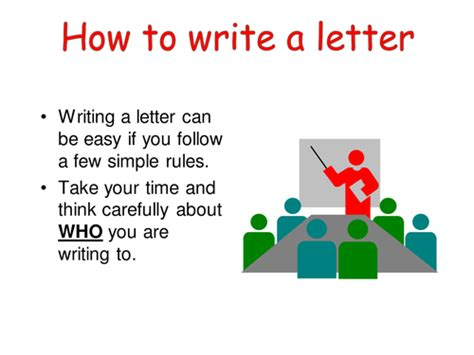 letter writing ks persuasion writing  owl education