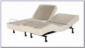 Adjustable bed mattress canada sleep number full size of for Adjustable bed risers home depot