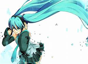 Disappearance of Hatsune Miku - Other & Anime Background ...