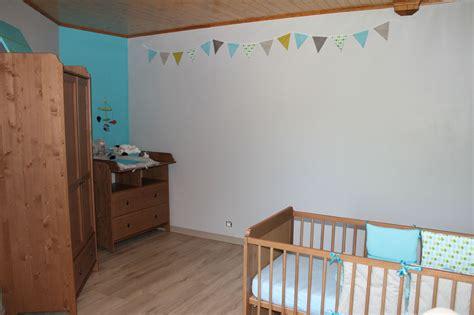 chambre bébé turquoise brise vue bois pict of accueil chambre enfant chambre