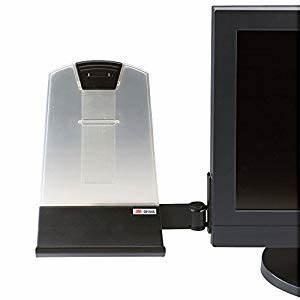 amazoncom 3m monitor mount document copy holder holds With monitor mount document clip