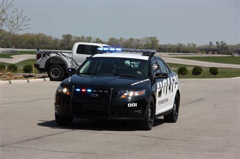 2018 Ford Police Interceptor Photo Gallery Autoblog