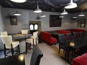 Bar D Interieur : bar vin par architecture d 39 int rieur agencement magasins erp voiron ~ Preciouscoupons.com Idées de Décoration