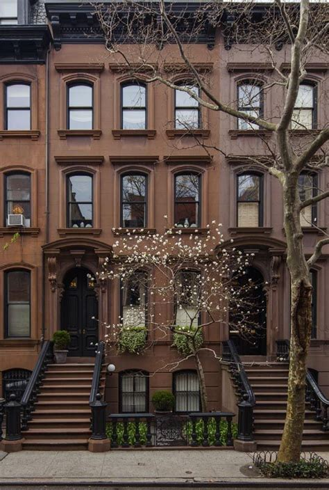 Clinton Hill Townhouse Light Airy Aesthetic by Best 25 Brownstone Ideas On