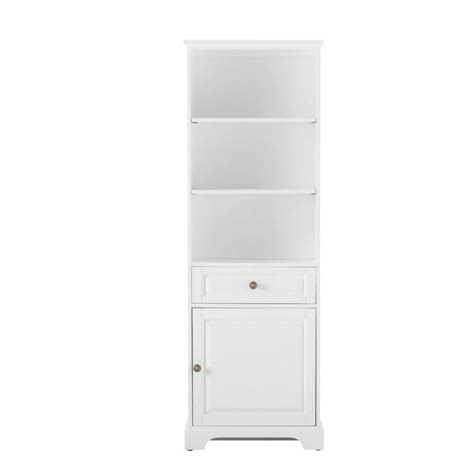 Home Depot Bathroom Cabinets Storage by Home Decorators Collection Highclere 22 In W X 65 In H X