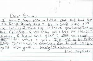 this is the best letter to santa that any child of mine With the best santa letters