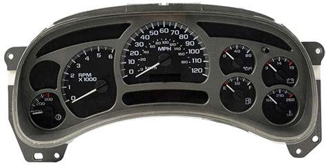motor repair manual 2003 gmc safari instrument cluster 2003 2005 gmc yukon denali xl luxury edition instrument cluster repair