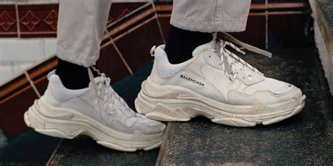 ugly dad sneakers luring luxury intelligence bof