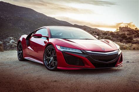 Acura Nsx Wallpaper 4k by Acura Nsx Wallpapers Wallpaper Cave
