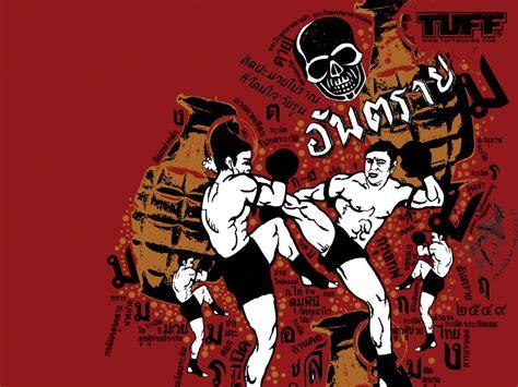 Muay Thai Wallpaper Hd Wallpapersafari