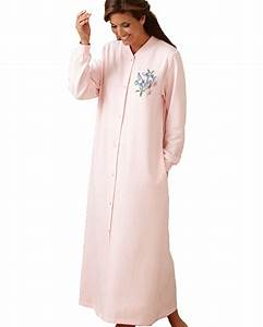 snap front robes good gifts for senior citizens With robe senior