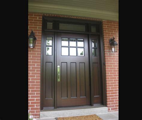 exterior doors side light entry doors amberwood doors