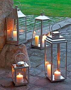 La Lanterne Bougie Un Objet Dco Classique En 45 Photos