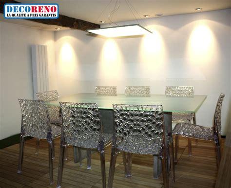 eclairage cuisine professionnelle les dalles led suspendues efficaces et design