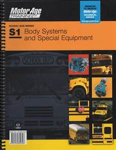 Motor Age - S1 Body Systems And Special Equipment