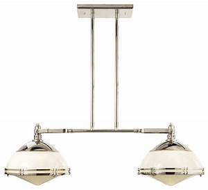 Vintage pattison billiard light contemporary ceiling